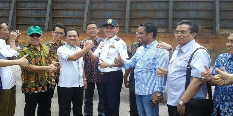 Kunjungan Komisi C DPRD Jatim ke Pelabuhan Probolinggo