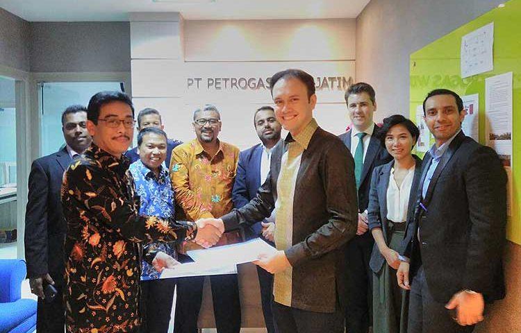 Proyek Petrogas Bersama AALNG dan AOT di Probolinggo