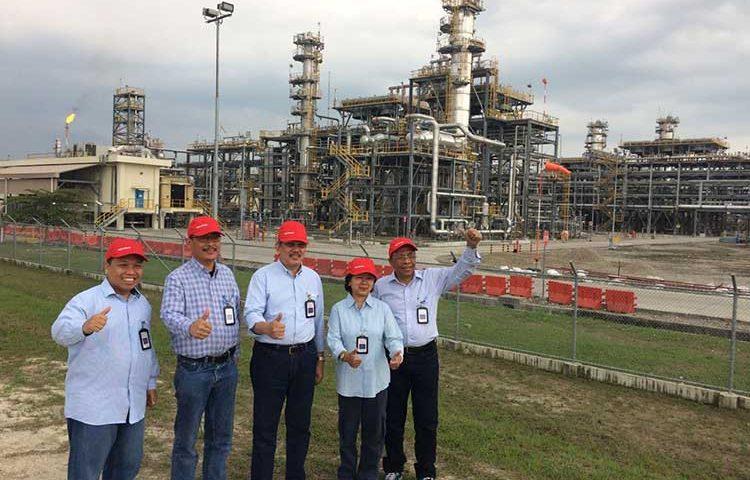 Field Visit Dewan Komisaris Petrogas ke WKP Blok Cepu