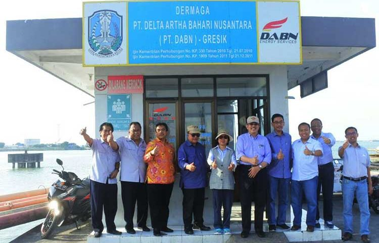 Field Visit Dewan Komisaris Petrogas ke PT DABN