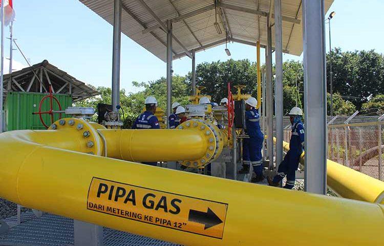 Proyek Petronas Carigali Ketapang-2 Limited