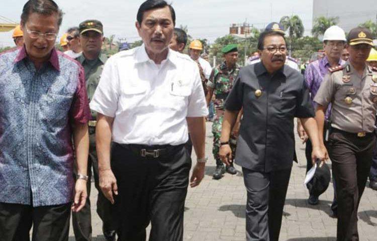 Gubernur Minta Pelindo Serahkan Pengelolaan Tanjung Tembaga