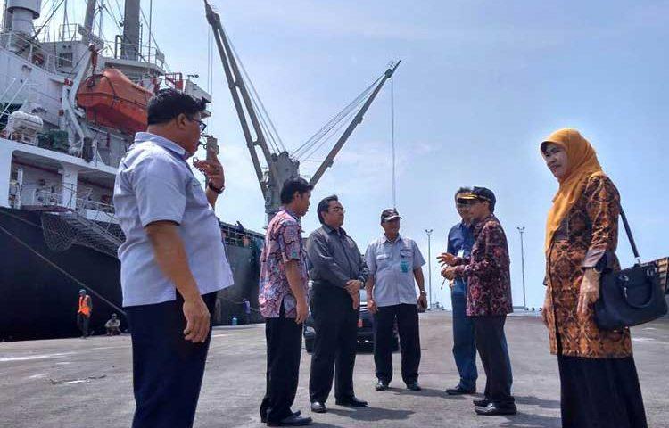 Pansus LKPJ DPRD Jatim Kunjungi Pelabuhan Probolinggo