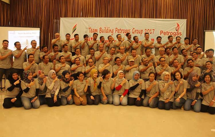 Team Building Petrogas Group 2017: 'Unity is Harmony'