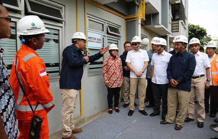 Pembangunan Jaringan Gas, Wujud Efektifitas Pemanfaatan APBN