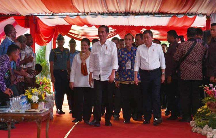 Jokowi: Matahari Bersinar Terus Harus Dimanfaatkan