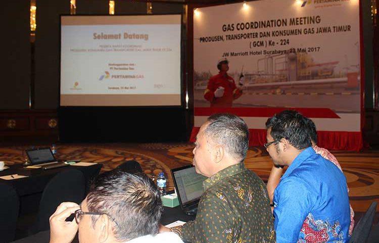 Partisipasi Aktif PT Petrogas Jatim Utama di GCM