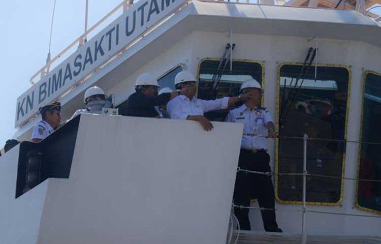 Menhub: Pelabuhan Sumbang APBN Rp 2,3 Miliar