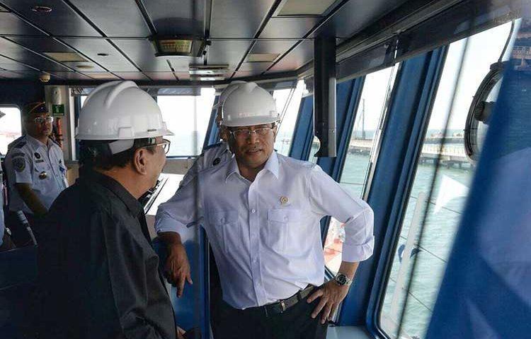 Pelabuhan Pertama Kerja Sama Pemanfaatan Barang Milik Negara