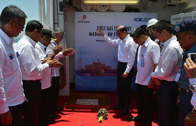 Lapangan BD Madura Tambah 100 MMSCFD Produksi Gas Nasional