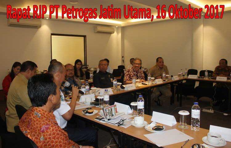 Penyusunan Rencana Jangka Panjang (RJP) Petrogas (1)