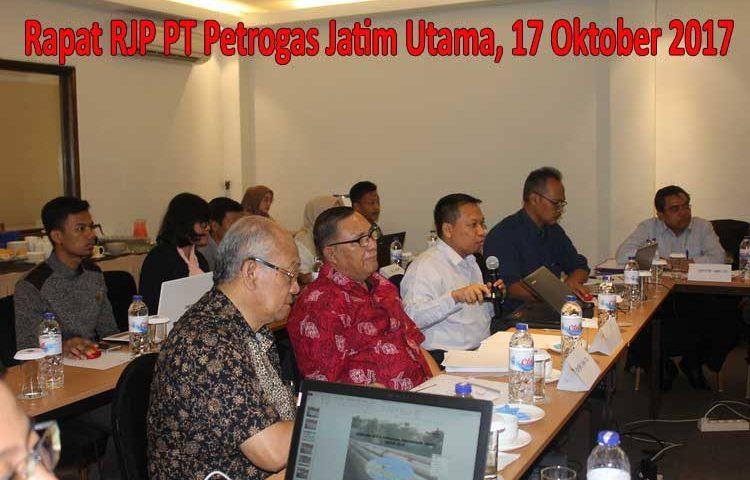 Penyusunan Rencana Jangka Panjang Petrogas (2)