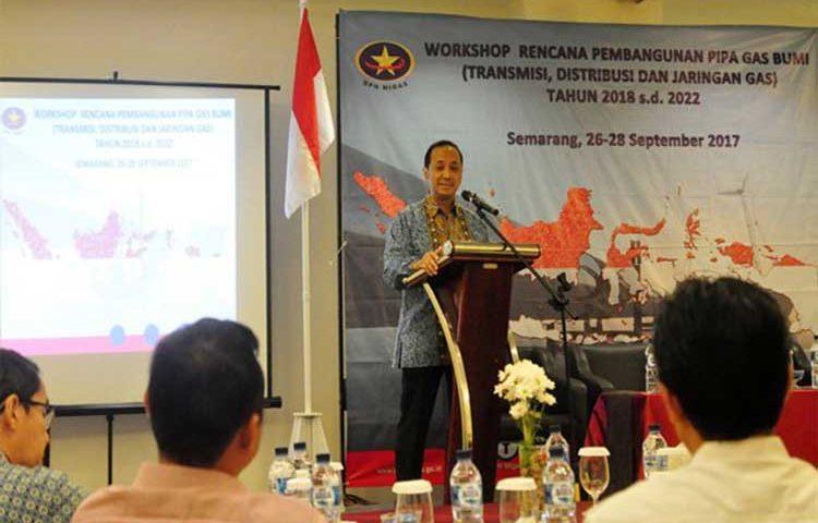 Workshop BPH Migas Bersama 21 Badan Usaha di Semarang