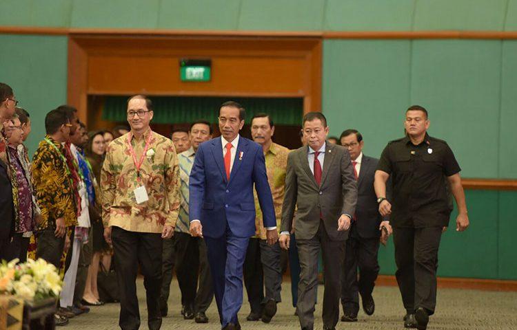 Presiden Beri Dukungan Terhadap Industri Migas Indonesia