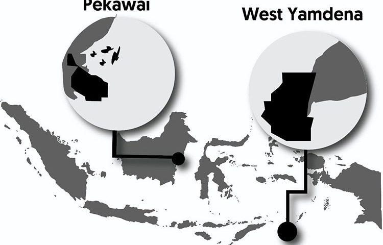 Dua Kontrak Gross Split Hasil Lelang Wilayah 2017 Diteken