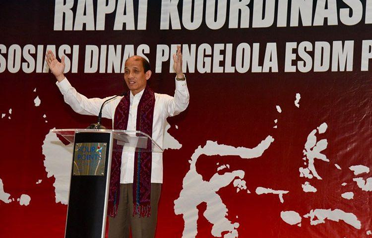 Rakornas ESDM se-Indonesia, PI 10% Sepenuhnya Bagi Daerah