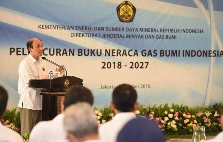 Tiga Skenario Neraca Gas Indonesia 2018-2027