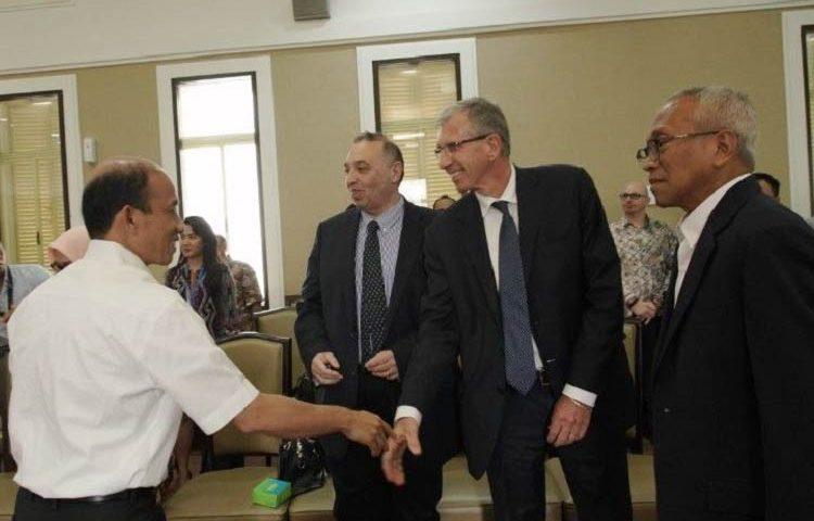 Kontrak Gross Split Dua Wilayah Kerja Ditandatangani