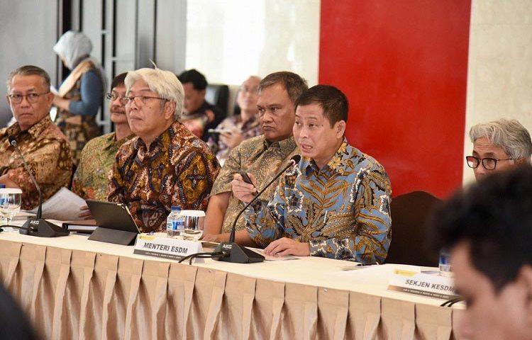 Rata-Rata ICP 2018 Capai USD 67,47 per Barel