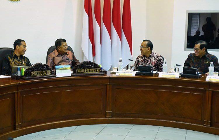 Jokowi Berharap RUU Migas Perkuat Kemandirian Energi