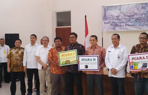 Juara Karya Tulis & Foto Jurnalistik Sektor ESDM
