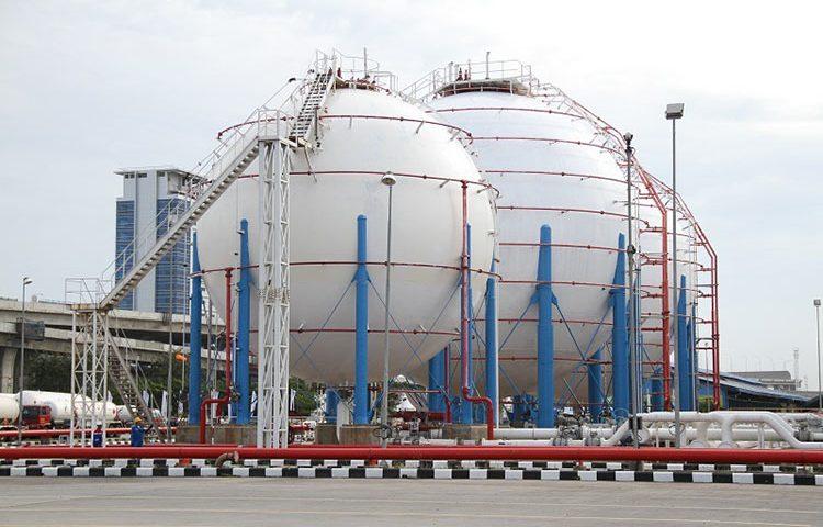 64 Persen Produksi Gas Nasional untuk Domestik