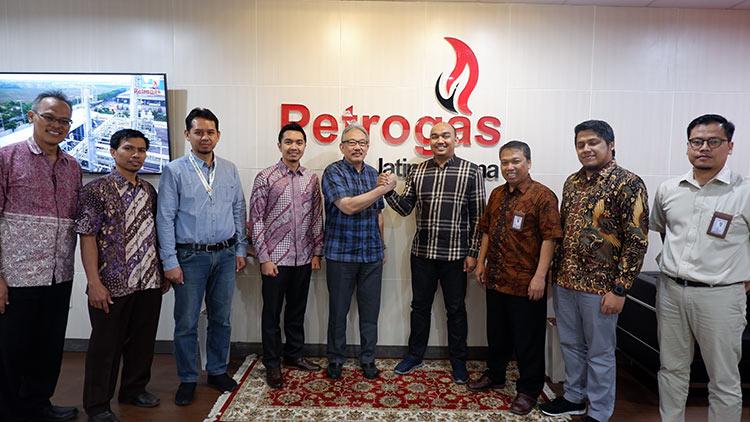 Studi Banding PT Migas Hulu Jabar ONWJ ke Petrogas