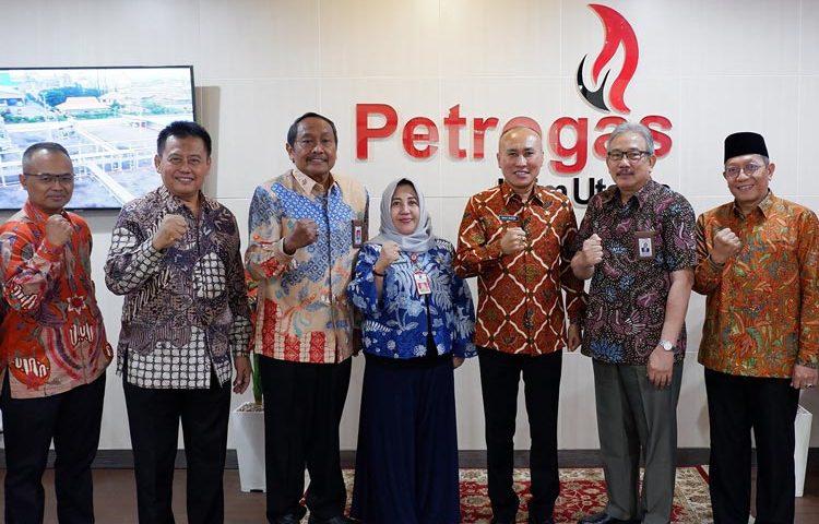 RUPS Luar Biasa PT Petrogas Jatim Utama