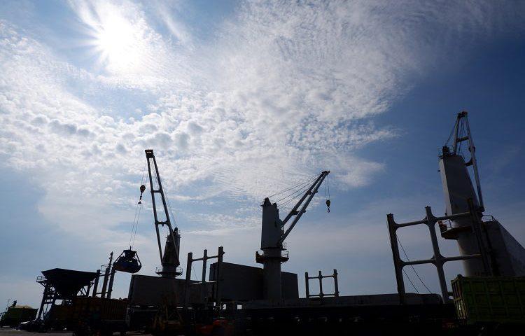 VIDEO Pelabuhan PT Petrogas Jatim Utama