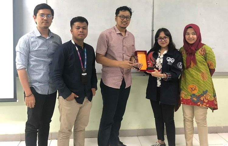 PT Petrogas Jatim Utama Narasumber Science Course di ITS