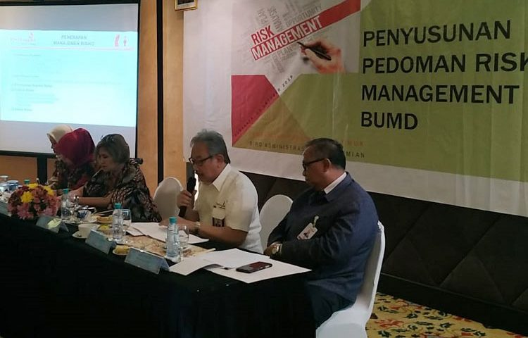 Workshop Penyusunan Pedoman Risk Management BUMD