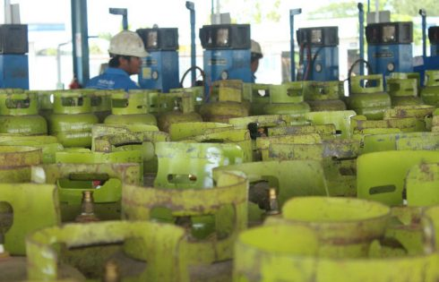 Pemerintah Evaluasi Formula Harga Gas Domestik