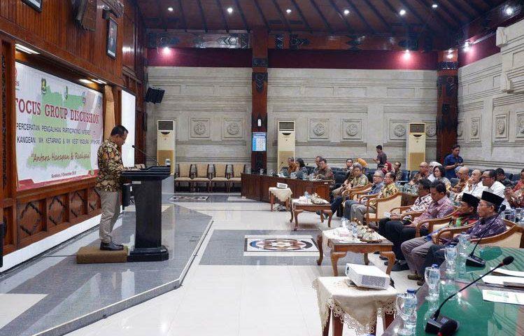 PT. PJU Gelar FGD Pengalihan PI 10% WK Migas di Jatim
