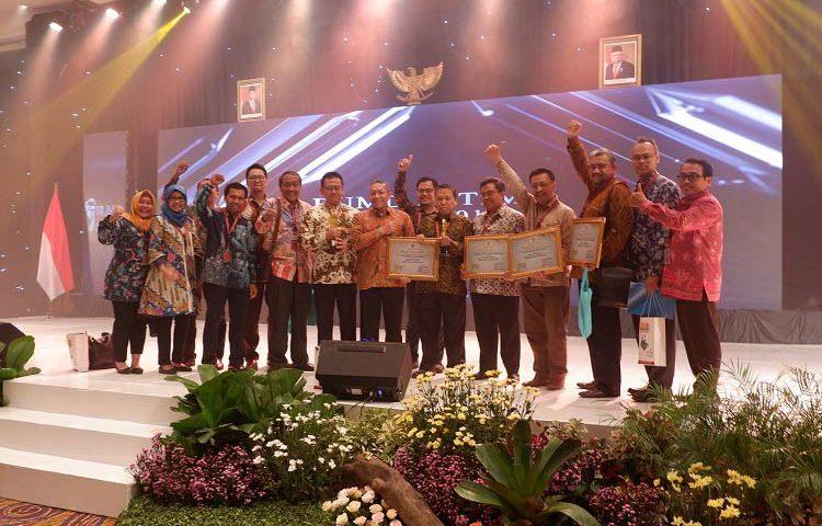 Petrogas Group Raih BUMD Jatim Award 2019