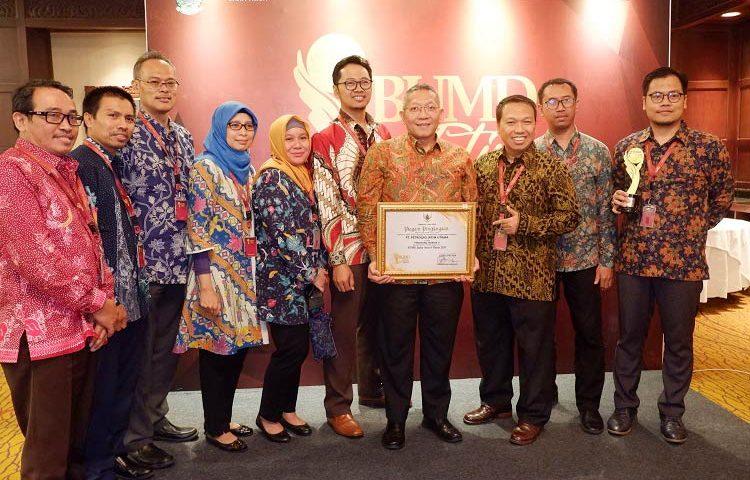 BUMD Jatim Award 2019