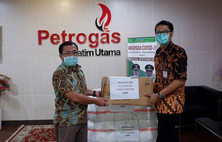 Petrogas Group Ikut Mencegah Covid-19