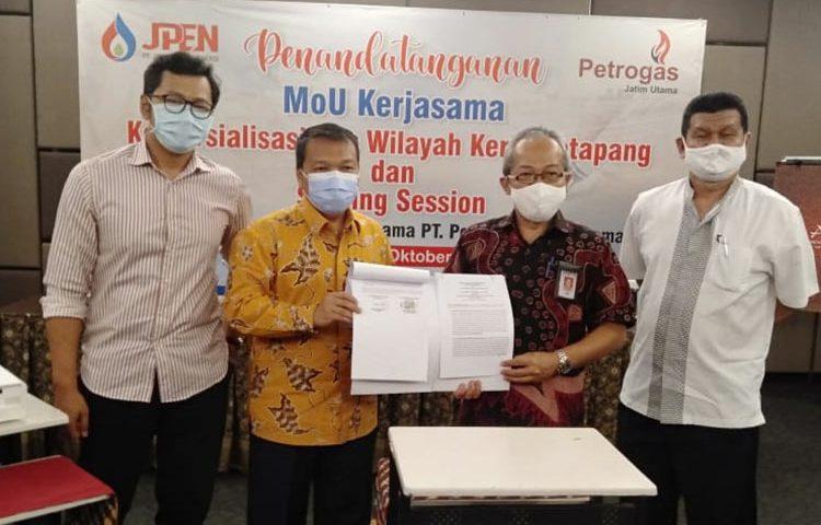 Sinergi PT Petrogas Jatim Utama dengan BUMD Jateng