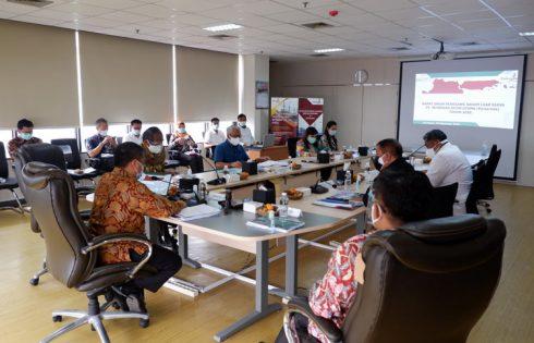 RUPS Luar Biasa Pengesahan RKAP PT. PJU Tahun 2021