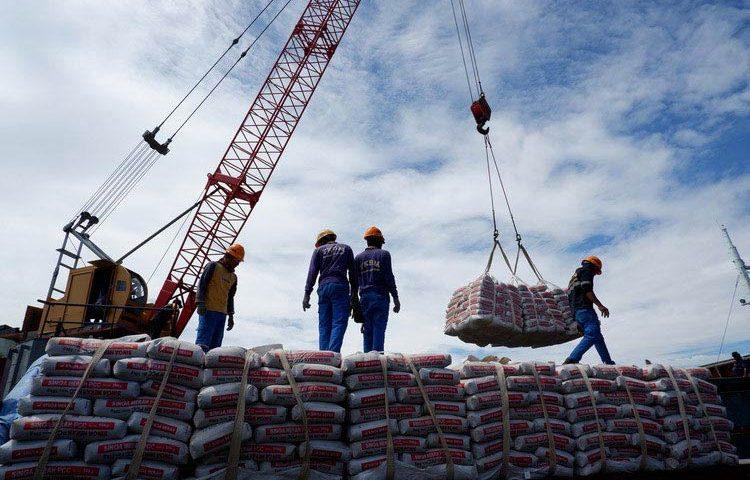 Ekspor Perdana di Pelabuhan DABN Probolinggo