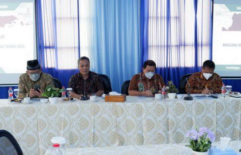 Kunjungan Kerja Komisi C DPRD Jawa Timur