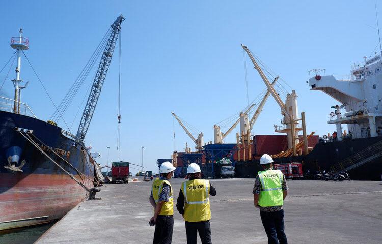 PT DABN Tangani Bongkar Muat Sendiri di Pelabuhan Probolinggo