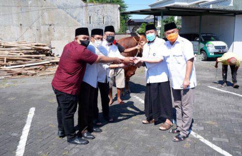 Pelaksanaan Qurban 1442H PT. Petrogas Jatim Utama
