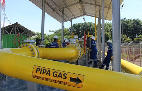 PT. PJU Berhasil Peroleh Alokasi Gas WK Ketapang 2021-2025