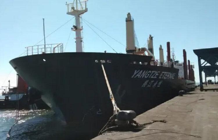 Bongkar 31.041 MT Batubara di Pelabuhan Probolinggo