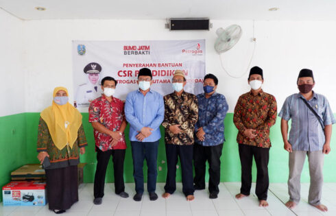CSR Pendidikan PT. PJU di Ujungpangkah Gresik